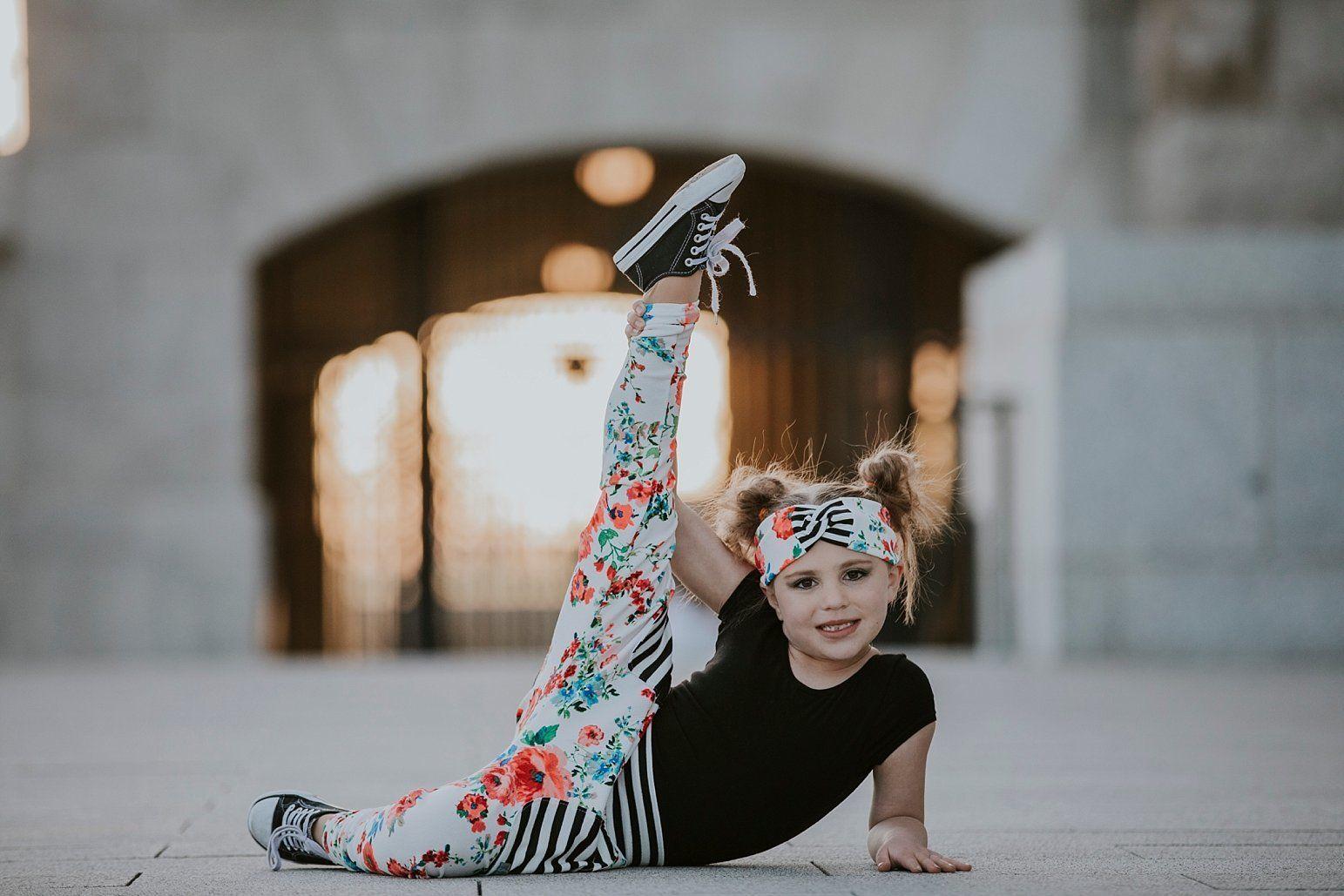 nina bailarina